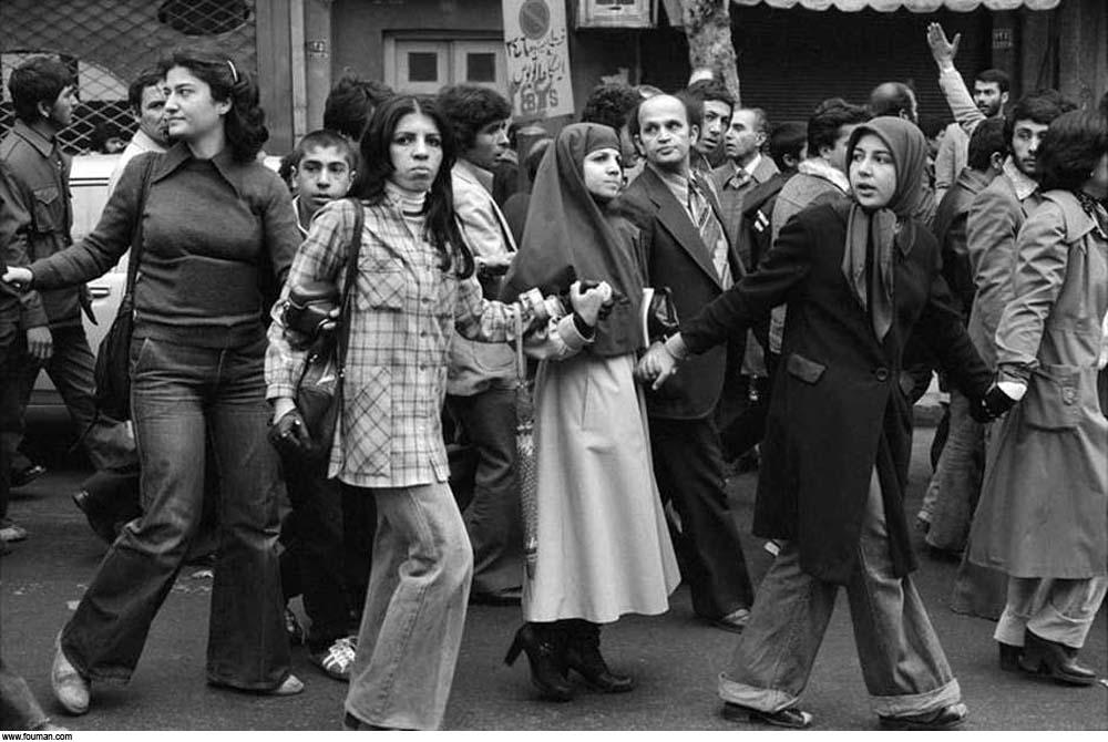 Photo of Balance sheet of the Iranian revolution