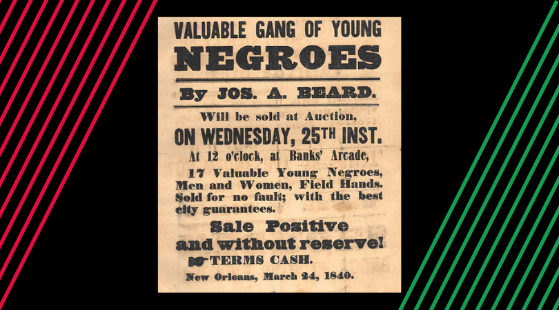 Photo of Reparations struggle necessary for equality and working-class unity