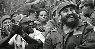 Photo of Amilcar Cabral and the national liberation movement of Guinea Bissau and Cape Verde