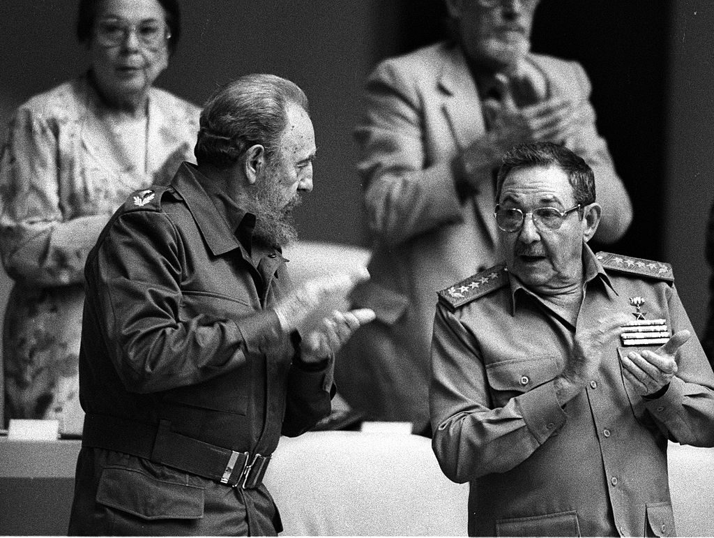 Fidel Castro on July 26