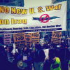 SF - No war in Iraq protest