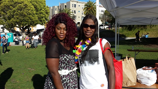 Photo of 11th annual SF Trans March