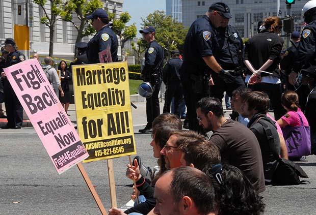 Photo of Struggle for marriage equality advances