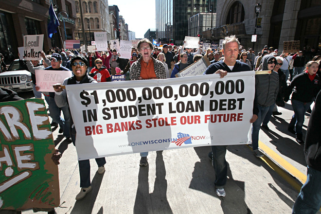 Photo of Young people still have no future despite student loan payment caps
