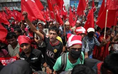 Photo of Communist forces debate the way forward in Nepal