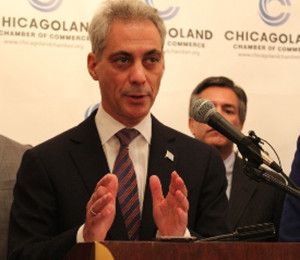 Mayor Emanuel is only looking out for the interests of the Chicago's rich elites