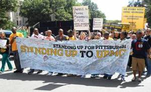 Photo of U of Pittsburgh Medical Center: Racist institution