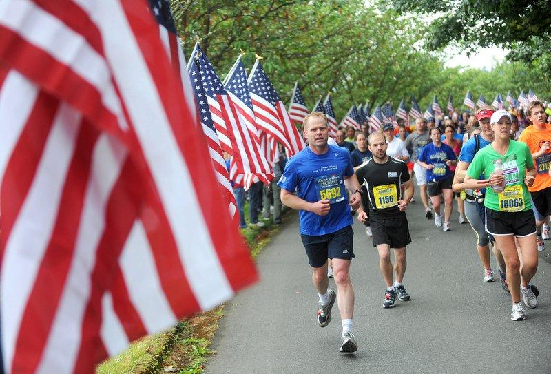 Photo of Patriotism, militarism and marathons