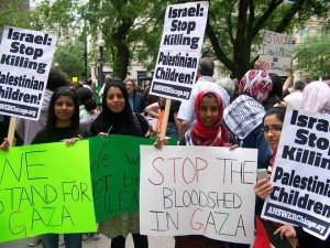 Chicago stands with Palestine