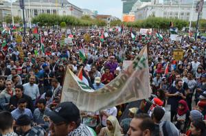 14_SF Rally for Gaza 072014