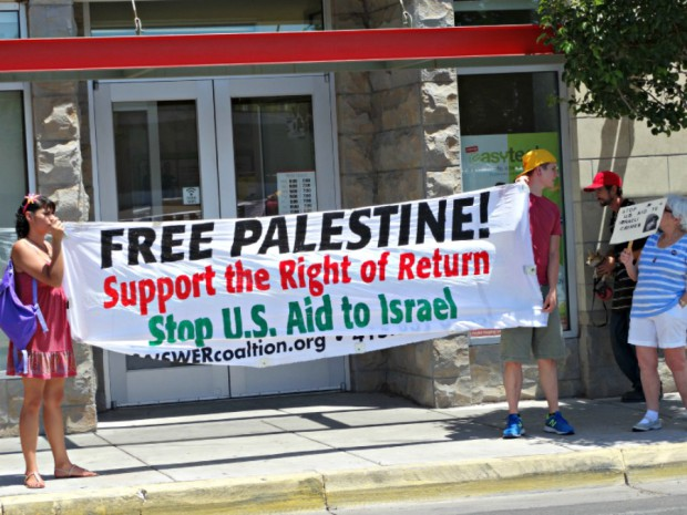 Photo of No more liberal excuses: defend Palestine!