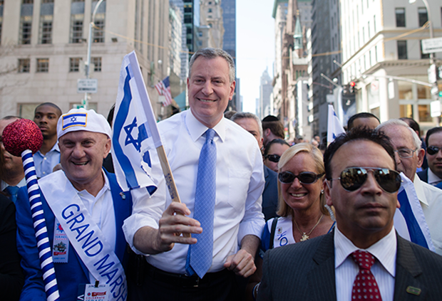 Photo of De Blasio's support for Israeli genocide and the limits of 'progressivism'