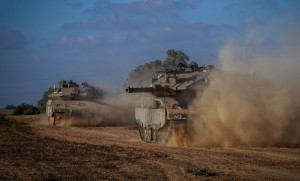 Israel starts ground offensive in Gaza Strip