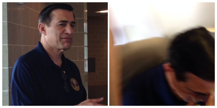 Photo of 'For July 4 I confronted an anti-immigrant Congressman'