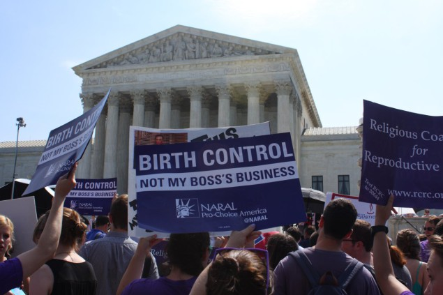 Photo of Hobby Lobby, Supreme Court: Fight back!