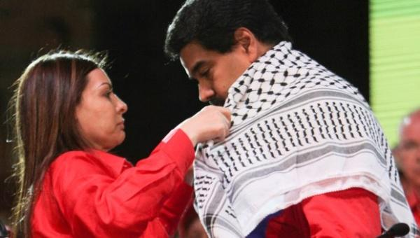 Image result for maduro solidarity with palestine