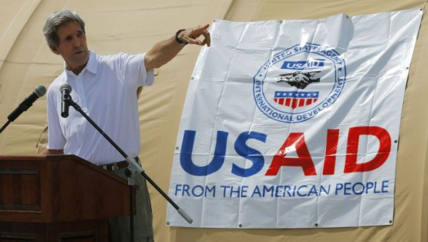 Photo of New USAID plot against Cuba exposed