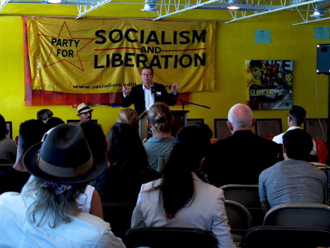 Party for Socialism and Liberation