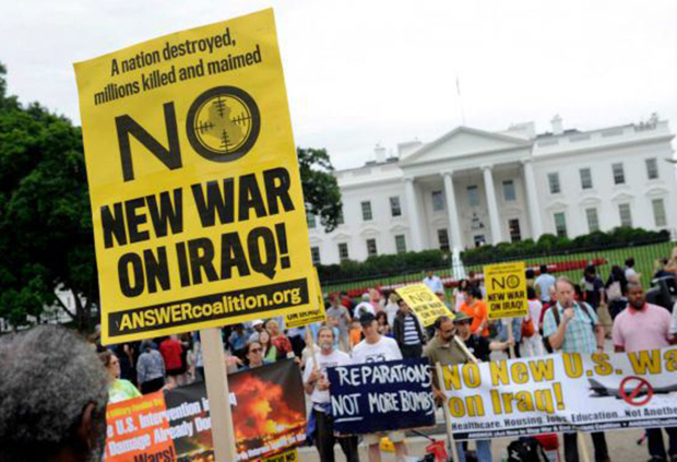 Photo of Anti-war movement responds to Obama's speech on Iraq, Syria and the Islamic State