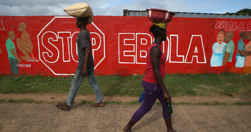 Photo of Ebola, imperialism and racism