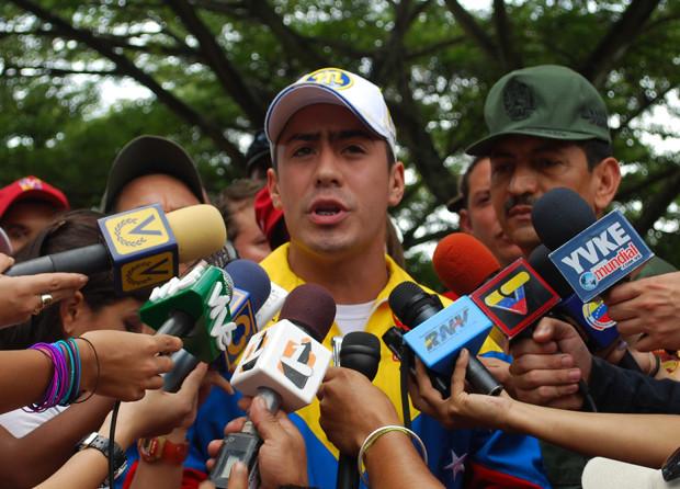 Photo of Revolucionario venezolano asesinado