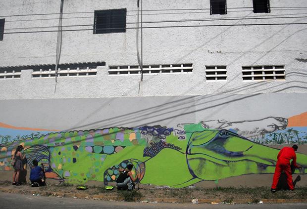 Photo of Venezuela's 'Comando Creativo': art as a revolutionary weapon