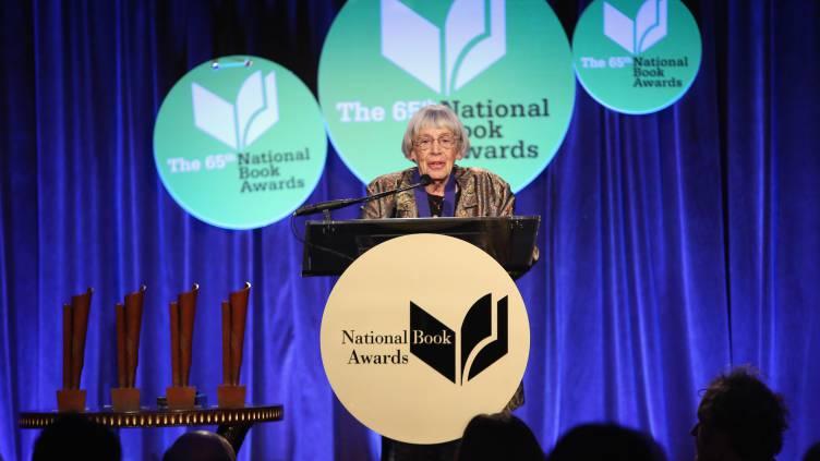 Photo of Award-winning author critiques capitalism