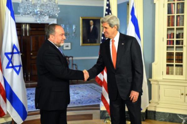 Kerry Lieberman shake hands