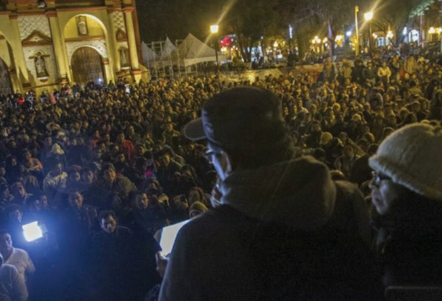 Struggle grows for justice in Ayotzinapa, Mexico