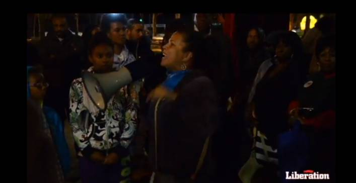 Photo of Video: Justice for Michael Brown
