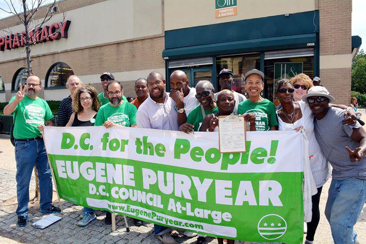 Photo of Eugene Puryear interview: launching a new movement for change