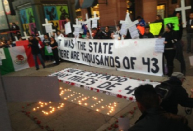 Photo of 'It was the State—There are thousands of  43'