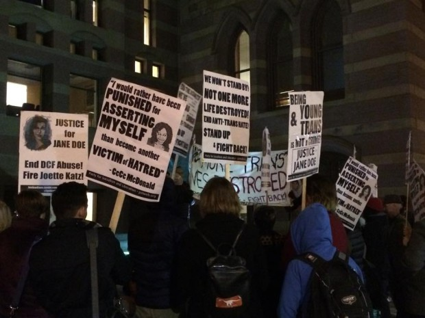 Photo of Trans Day of Remembrance: fightback, solidarity with immigrants
