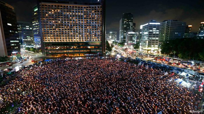 'Today is the day democracy is murdered': Wave of repression sweeps South Korea