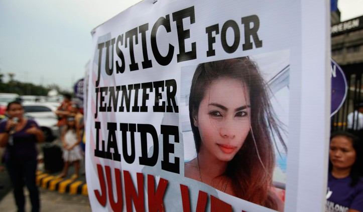 Photo of US Marine in Philippines faces trial for murder of trans woman