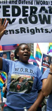 WORD marches for LGBTQ equality in Chicago.