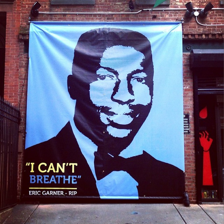Photo of Justice for Eric Garner! The whole system is guilty!