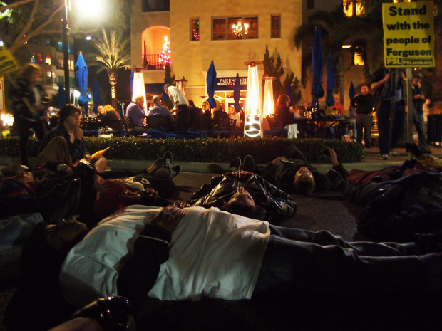 Photo of St. Pete continues shutting it down for justice