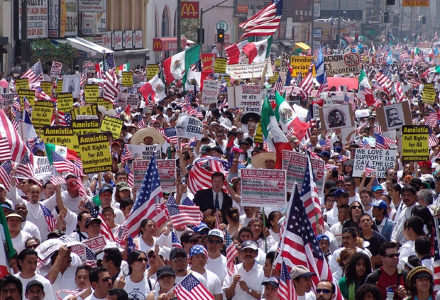 Lessons of 2006 immigrant rights struggle that ring true today