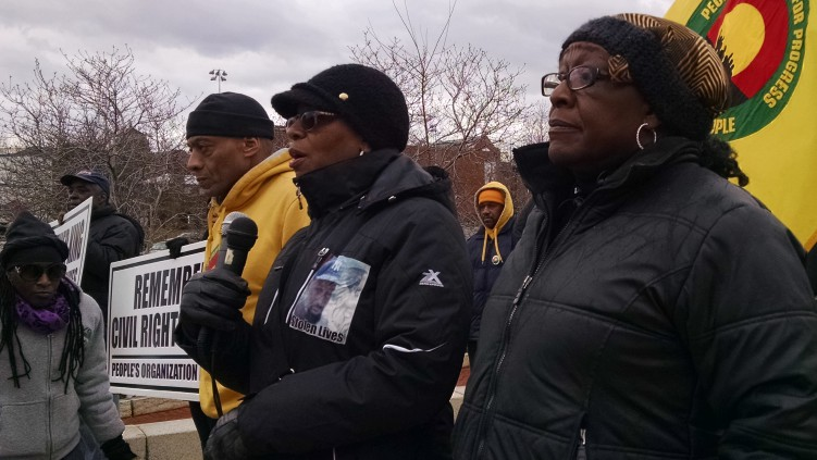 Newark MLK Day: 'We are taking a stand and we're not stopping'