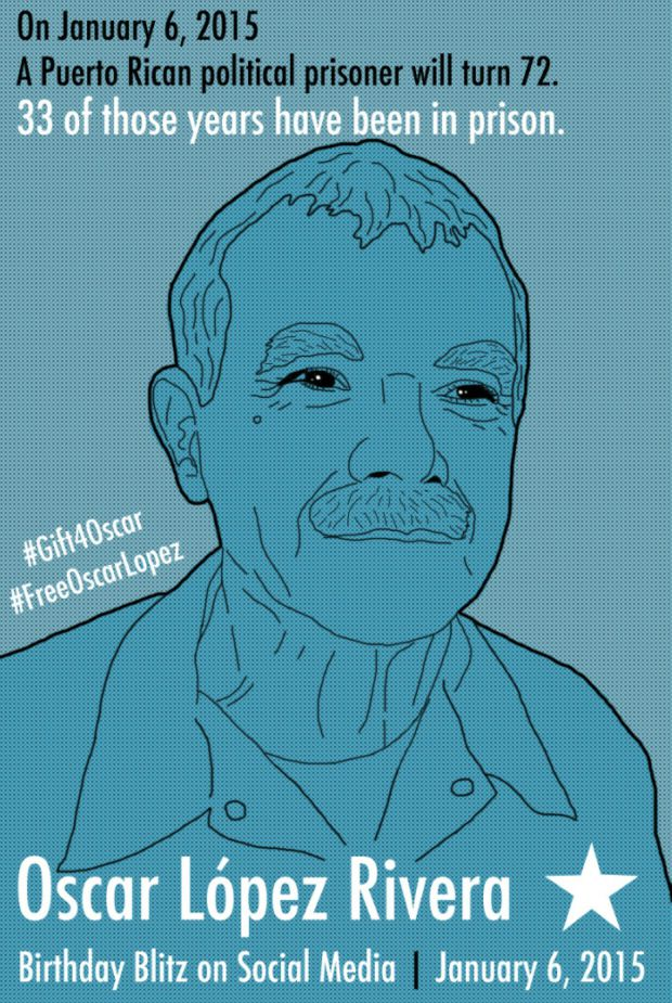Maduro calls for prisoner swap: Free Oscar Lopez Rivera!