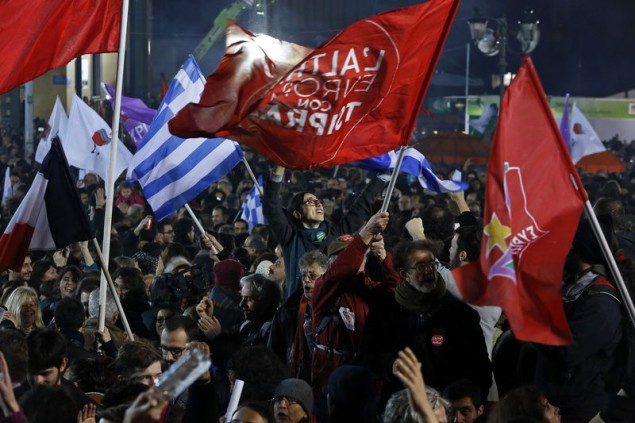 Greece – the shift left, the class struggle and communist tactics