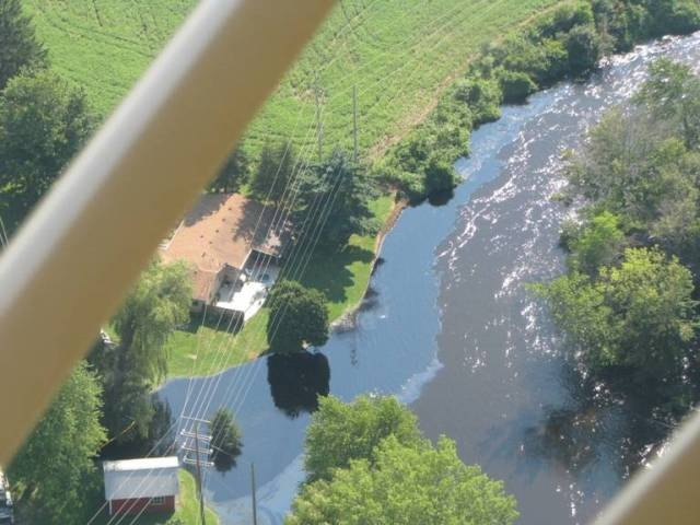 Photo of The forgotten tar sands pipeline: 1/3 larger than the Keystone XL