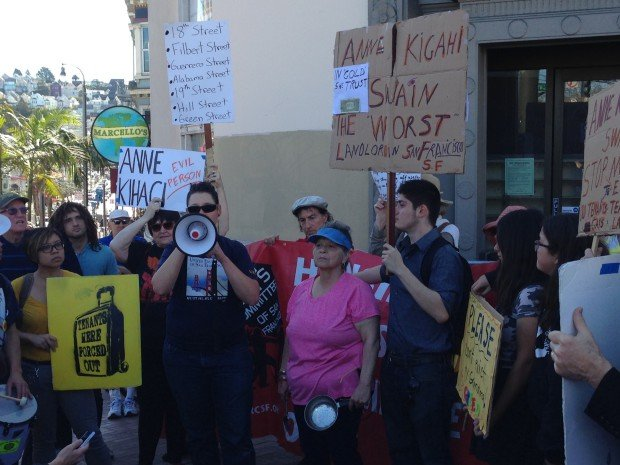 Photo of Tenants fight harassment and eviction in San Francisco