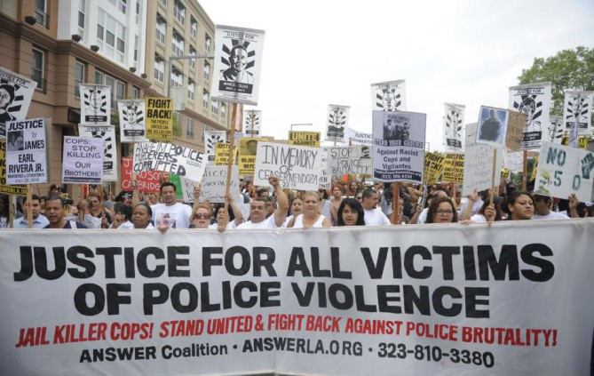 Photo of Cops, families and domestic violence: a media double standard
