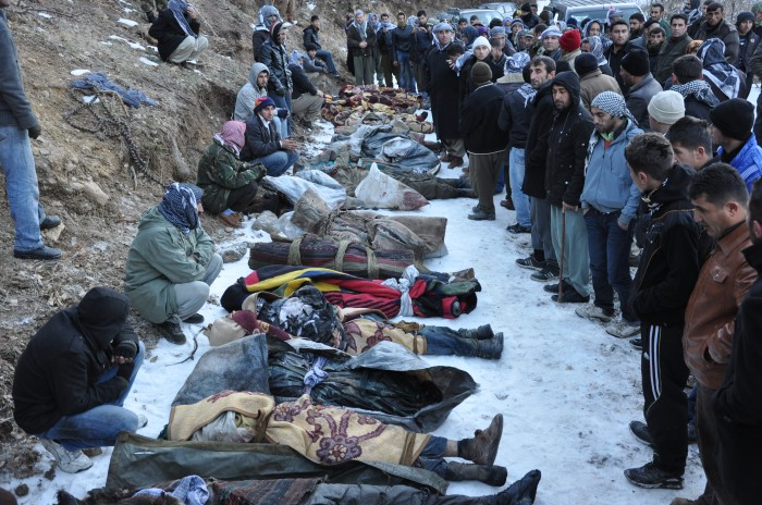 Photo of Three years after Roboski massacre in Turkey, justice is yet to be served