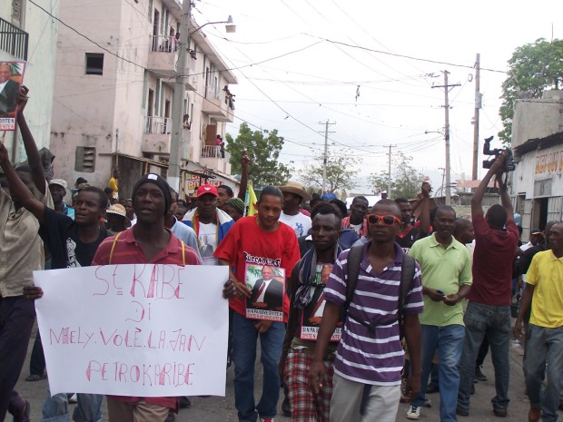 Photo of Martelly/Paul government shaken by 2 days of protests and general strike