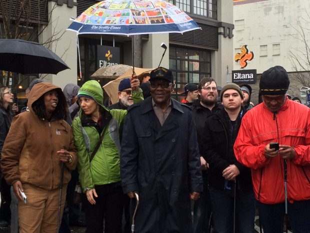 Photo of Seattle Police brass on defensive, movement pushes for justice