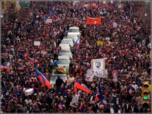 Thousands accompany funeral procession of Patrick Dorismond