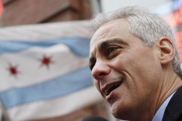 Rahm Emanuel, Mayor